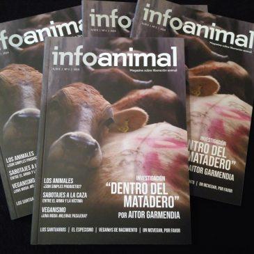 #7 Infoanimal: Magazine sobre la liberación animal