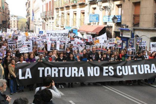 #53 La tortura no es cultura