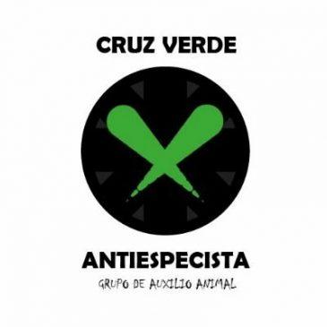 #63 Cruz Verde Antiespecista